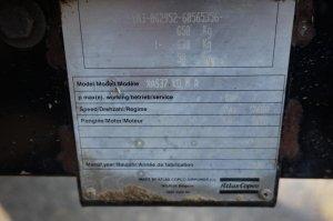 przewozny kompresor atlas copco xas37 piaskarka.4