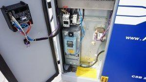 kompresor srubowy ceccato 18kw falownik 291m3.1