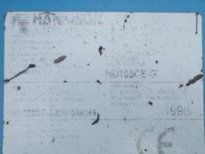 osuszacz ziebniczy hankison 175m3min.1