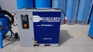 kompresor srubowy ceccato 18kw falownik 291m3