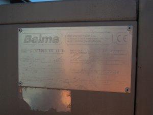 kompresor srubowy balma 11kw falownik.3