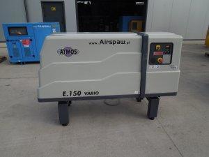 kompresor srubowy atmos albert 11kw falownik 13r