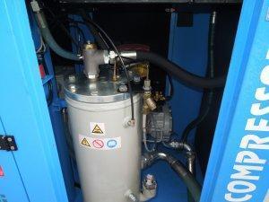 kompresor srubowy ekomak 30kw falownik 2010r.1