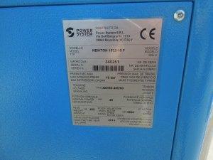kompresor srubowy power system 22kw 2014r.2