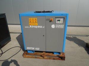 kompresor srubowy power system 22kw 2014r